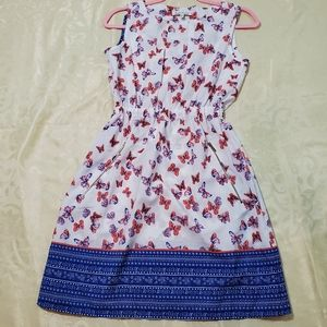 Speed Control NY Butterfly Dress